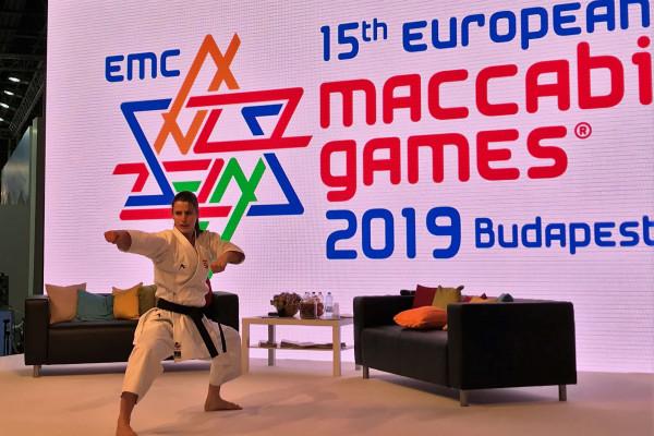 Az Utazás Kiállításon is bemutatkozott a Maccabi Európa Játékok
