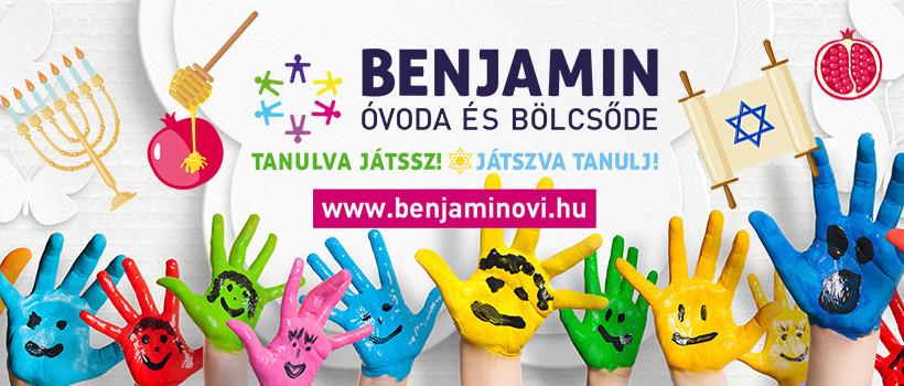 Nagyon szép lett a Benjamin ovi új honlapja