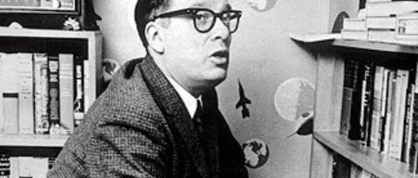 Száz éve született Isaac Asimov, a sci-fi halhatatatlan zsidó legendája