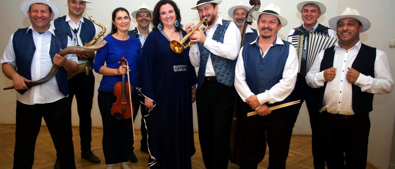 Találkozzunk a Sabbathsong Klezmer Band újévi koncertjén a Pesti Vigadóban!