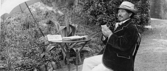 Az oroszországi zsidó pogromok elől menekült Amerikába a Hegedűs a háztetőn írója