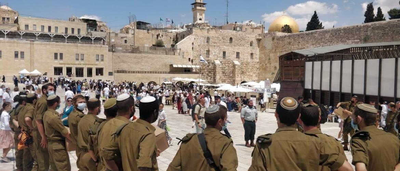 Jom Kipur: Fokozott készültség Izraelben, készenlétben a hadsereg