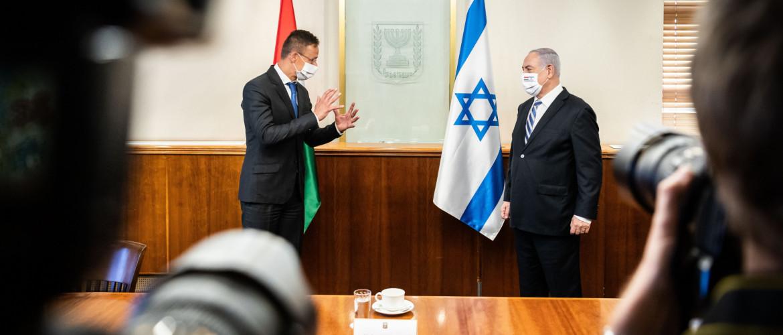 Szijjártó Izraelben – de mi is az a Stipendium Hungaricum, amiben megállapodtak?