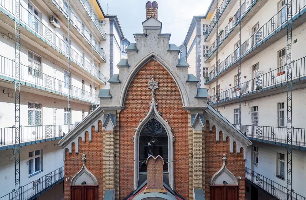 1888.08.08. – A neológia kivételes ünnepe: ma 130 éves a Frankel Zsinagóga | Mazsihisz