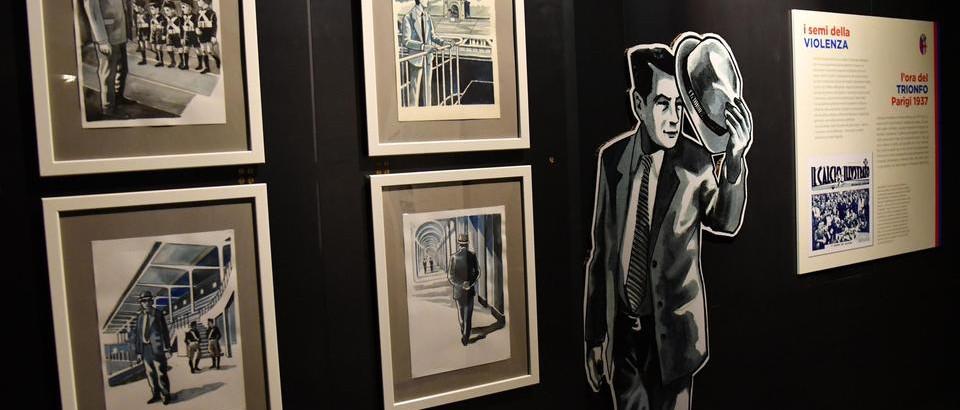 Milánóban Ha a fasizmus pályára lép című kiállítás nyílt, amely Weisz Árpád előtt tiszteleg
