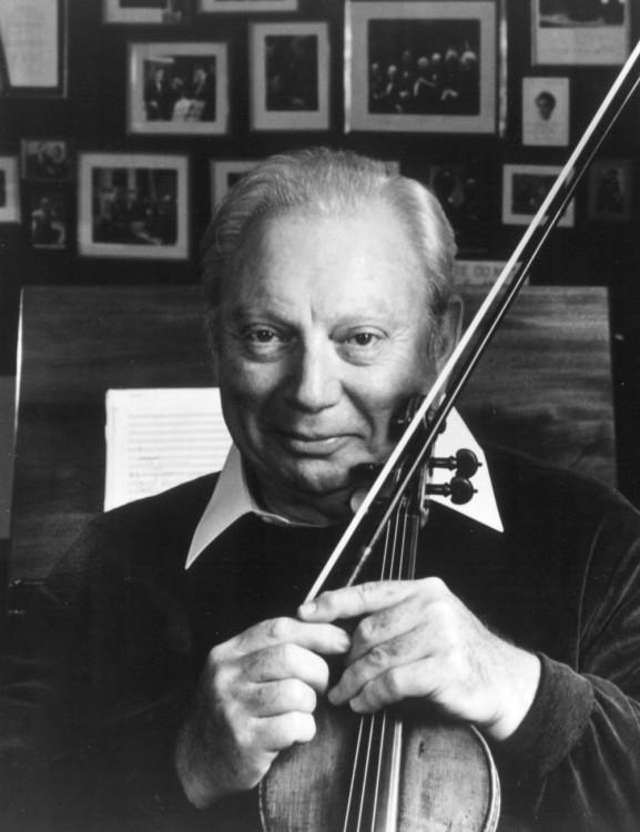 Száz éve született Isaac Stern, a világ egyik legnagyobb hegedűművésze | Mazsihisz