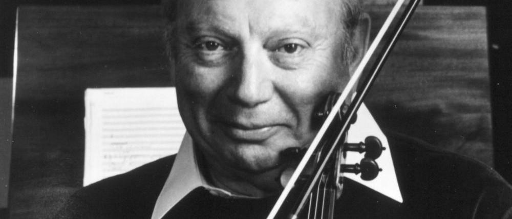 Száz éve született Isaac Stern, a világ egyik legnagyobb hegedűművésze