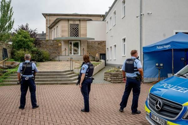 Merényletre készültek egy német zsinagóga ellen