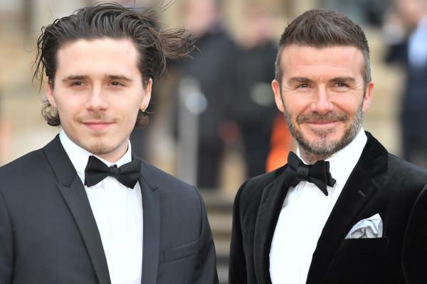 David Beckham fiának zsidó esküvője lesz