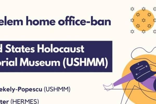 Történelem home office-ban – A zsidó múlt online terei