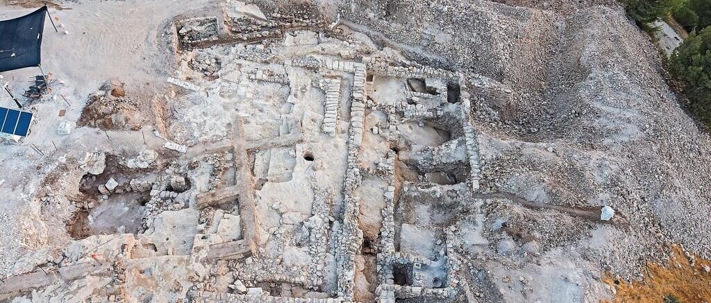 Megtalálták az ókori zsidó királyság, Júda adóhivatalát és raktárát