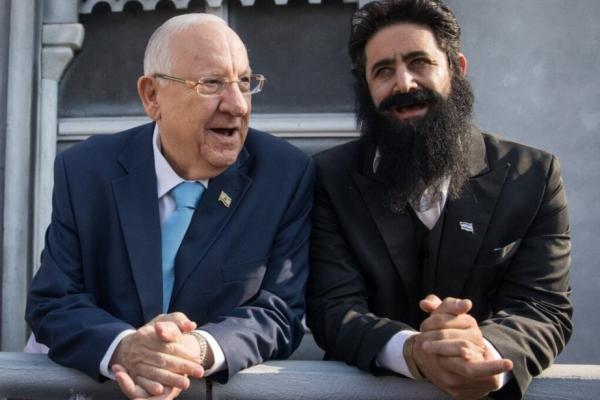 Rivlin elnök: Herzl álmodni mert a lehetetlenről