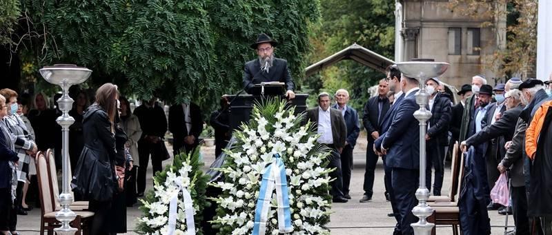 Több százan kísérték utolsó útjára Zoltai Gusztávot