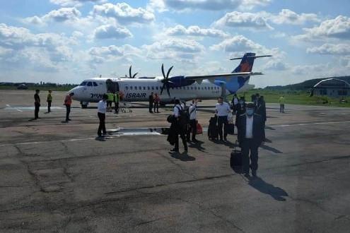 Zsidó zarándokok már felfedezték a hamarosan megnyíló ungvári repteret