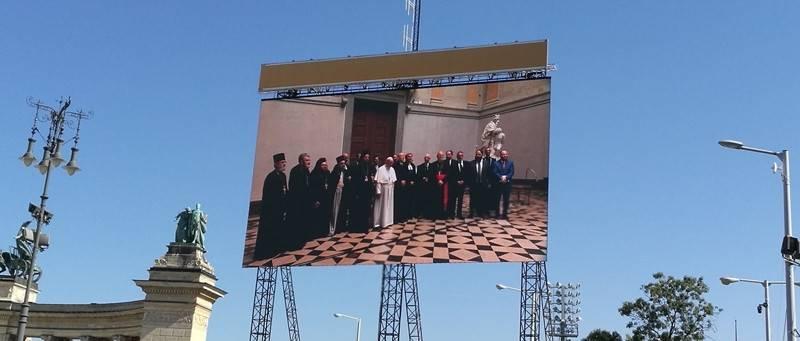 Így látott minket Ferenc pápa – és így láttuk Ferenc pápát mi