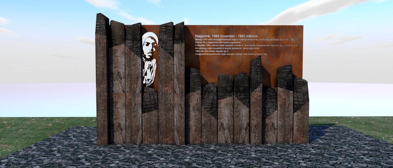 Zsidó munkaszolgálatosok emlékművére gyűjtenek Nagycenken