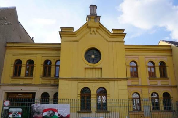 Felújítják az egri és a zalaegerszegi zsinagógákat
