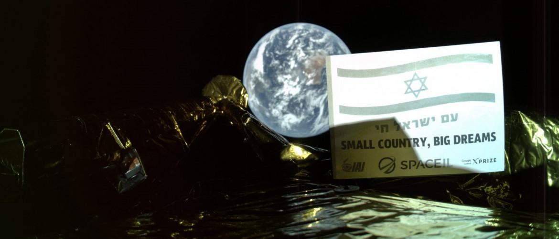 Az izraeli holdszonda szelfit küldött útban a Holdra