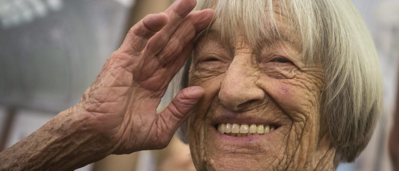 Ma 99 éves Keleti Ágnes – szeretettel köszöntjük!