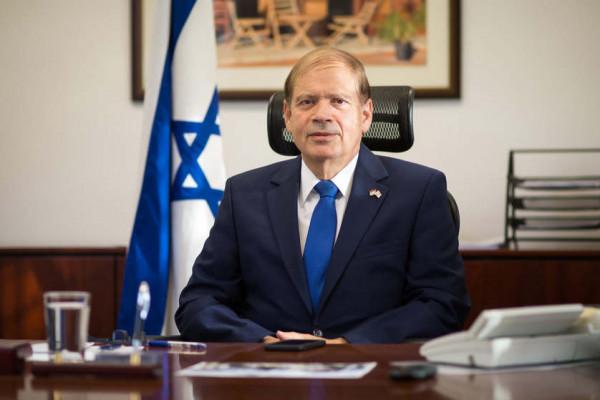 Jákov Hadas-Handelsman: Izrael nagyon hálás Budapestnek