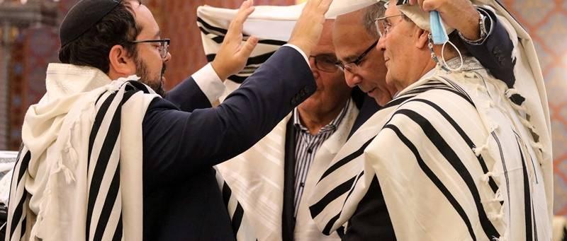Rangos zsidó közösségi elismerés a 70 éves Winkler Miksának