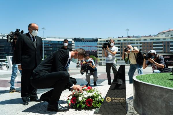 Benfica: megtörhet a Guttmann-átok? Radnóti Zoltán rabbi áldása segíthet