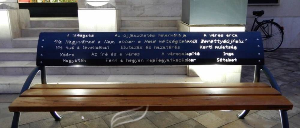 Berettyóújfalu Konrád Györgyre emlékezett   Mazsihisz