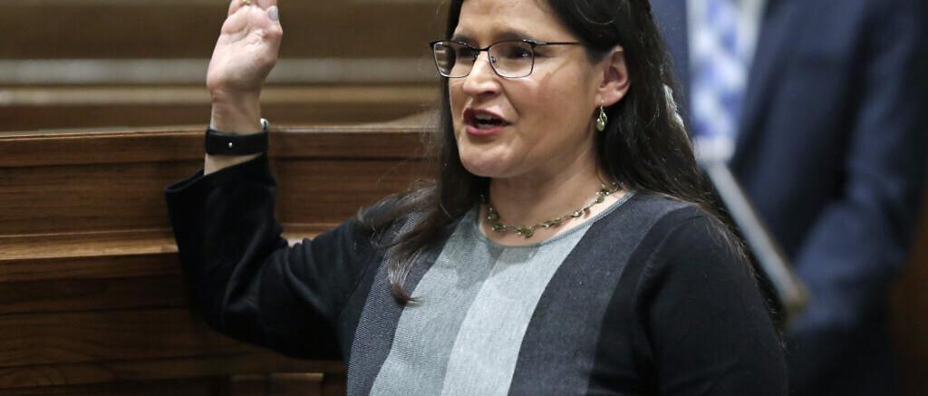 Egy zsidó indián nő lett Washington állam új főbírája