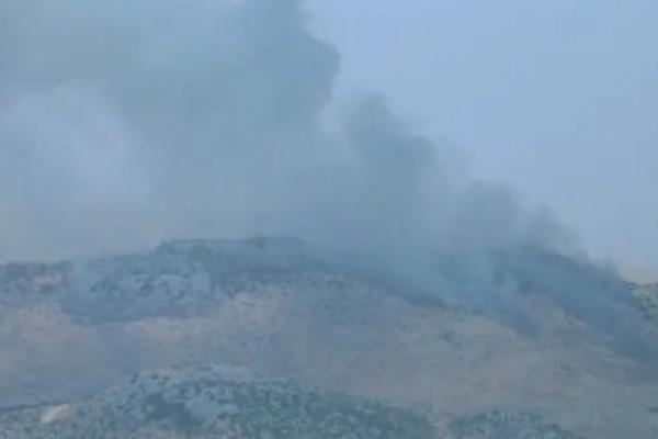 Tűzharc tört ki Izrael és a Hezbollah között a libanoni határnál