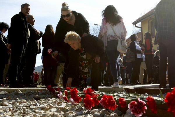 Ketten maradtak Bitola több ezres zsidó közösségéből