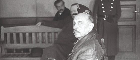 Új kötet a zsidótörvényeket megszavazó Hóman Bálint népbírósági peréről