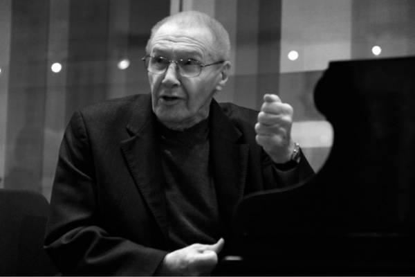 Ma 95 éves Kurtág György, a világhírű zeneszerző
