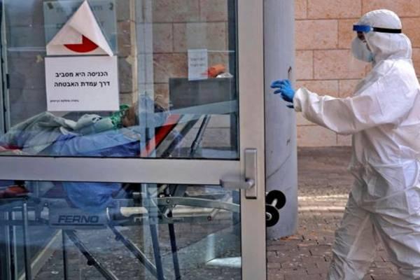 Izraelben a negyedik, delta járványhullám visszavonulását jelzik az adatok