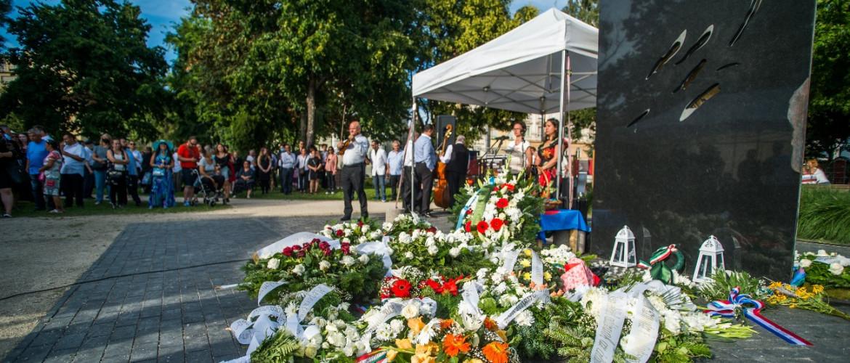 Roma holokauszt – Az áldozatokra emlékezett az Országos Roma Önkormányzat