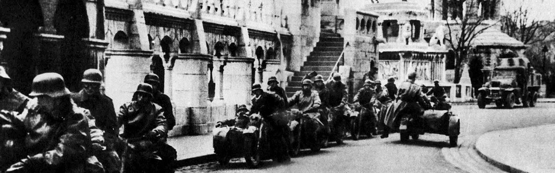 Egy katasztrófa háromnegyed évszázada: 75 éve szállták meg Magyarországot