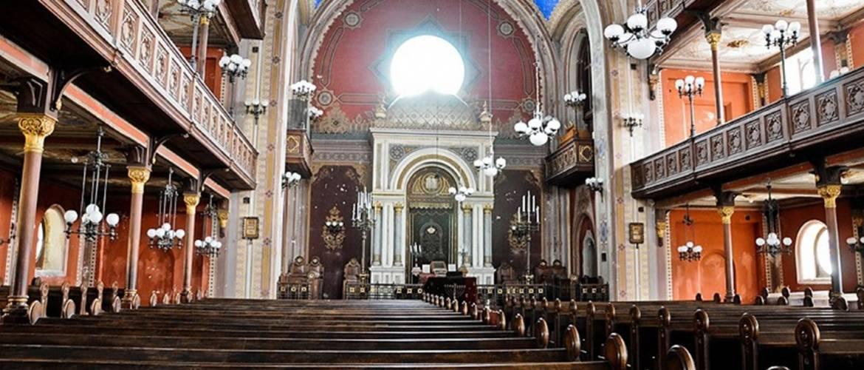 Pécs: felcsendül a zsinagóga orgonája