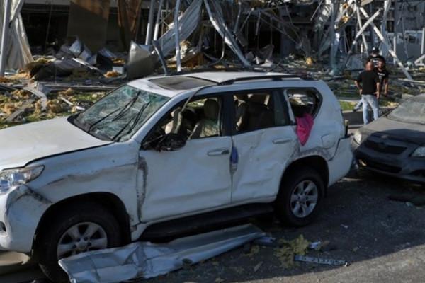 Bejrúti robbanás – Izrael humanitárius segítséget ajánlott fel Libanonnak