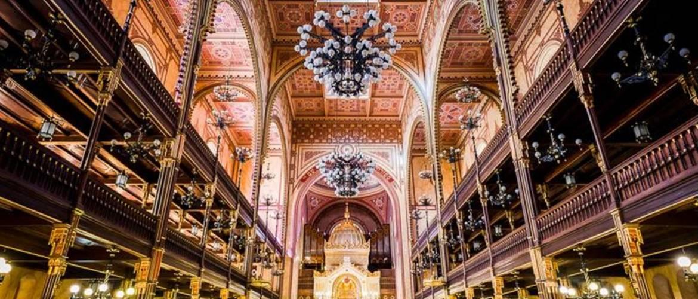 Szimbolikus helyszínek: Európai fotópályázat keretében a Dohány utcai zsinagógáról is várnak képeket