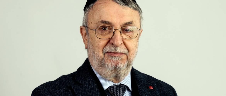 Szerdócz J. Ervin főrabbi: A jámborság fontosabb, mint a nagyság