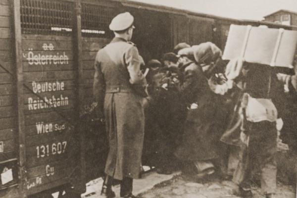 Ismeretlen felvételek kerültek elő a nácik Reinhard-akciójáról