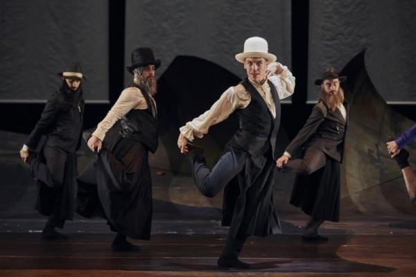 A tejesember most táncol – balett és a klezmer találkozása az Erkel Színházban