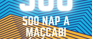 Még 500 nap a Maccabi játékokig!