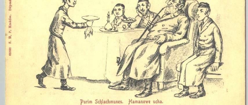 A Purim spiel a jiddis színház eredetének tekinthető