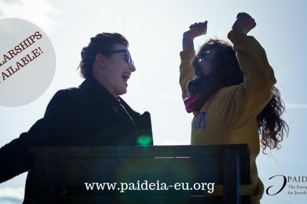 Paideia: Jelentkezés Zsidó Tanulmányok Programra 2019 / 2020