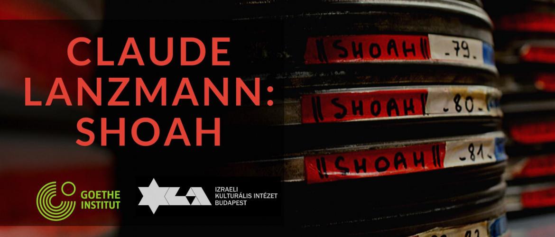 Különleges alkalom: levetítik a 9 és fél órás Shoah című filmet Budapesten