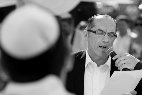 Az emlék áldássá válik: öt éve ment el Deutsch Róbert