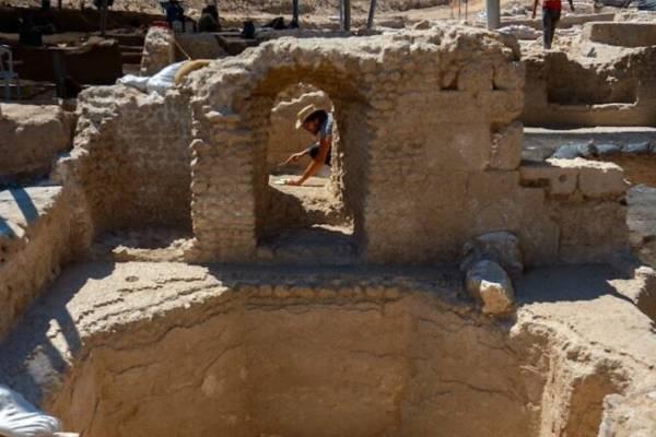 Bizánci korból származó borászatot tártak fel Izraelben
