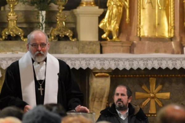 Meghívó zsidó-keresztény imaórára