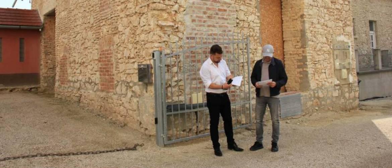 Új funkciót kaphat a tapolcai ózsinagóga épülete