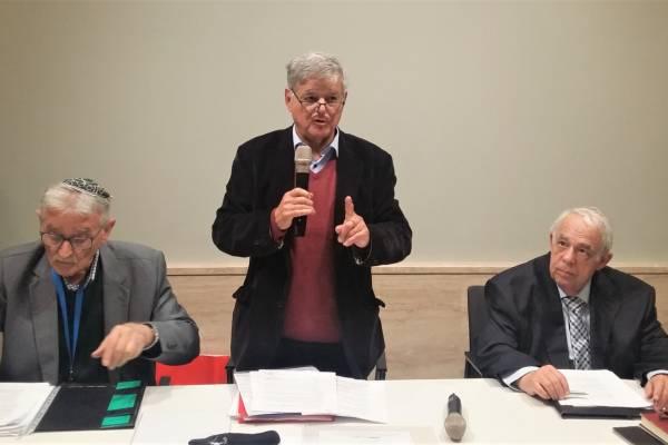 Ismét dr. Schiffer János lett a NÜB elnöke